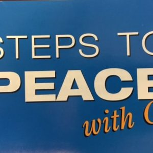 steps to peace