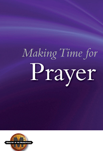 MakingTimeForPrayer